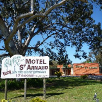 Motel - St. Arnaud